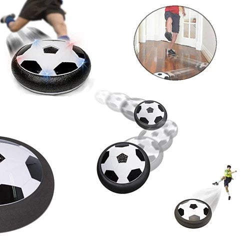 Slide And Glide Indoor Soccer Hover Ball for all ages - VistaShops - 1