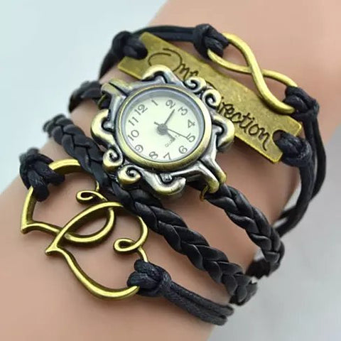 Lamore One Direction Towards Love And Affection Watch Bracelets - VistaShops - 4