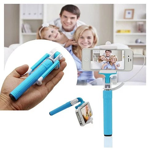 MINI MONO A Mini Selfie Monopod with Long Arm that fits in your pocket - VistaShops - 2