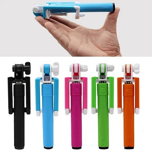 MINI MONO A Mini Selfie Monopod with Long Arm that fits in your pocket - VistaShops - 3