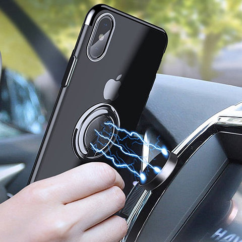 Magna Magnetic iPhone Case With Stand And Mount