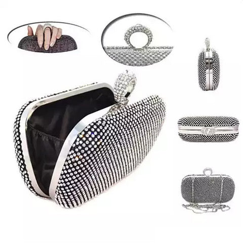My Diamond Ring Clutch - VistaShops - 4