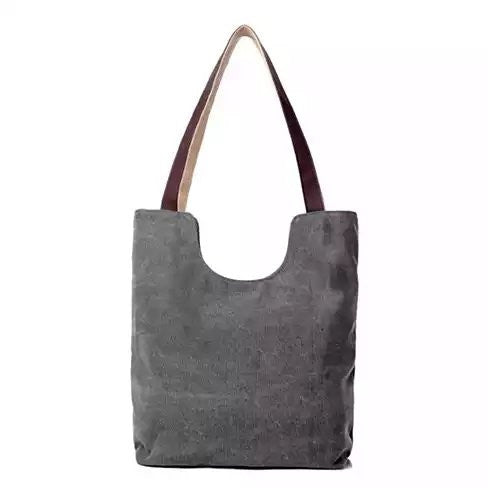 NATURA Cotton Canvas Tote By Journey Collection - VistaShops - 5