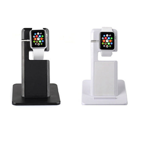 NEW Apple iWatch and iPhone and iPad a Dual Charging Stand - VistaShops - 2
