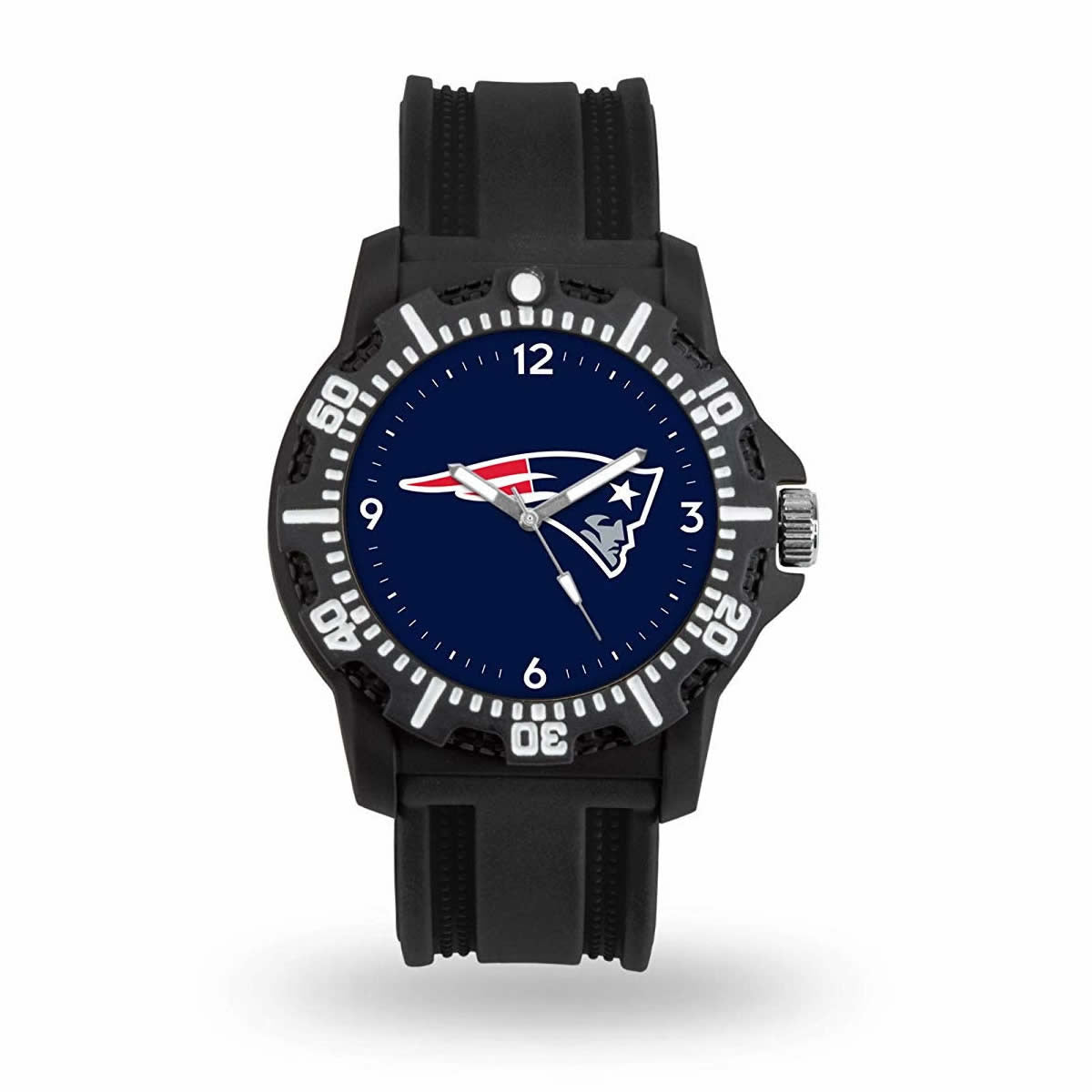 shopify-Game Time NFL Team Logo His Or Her Watches-35