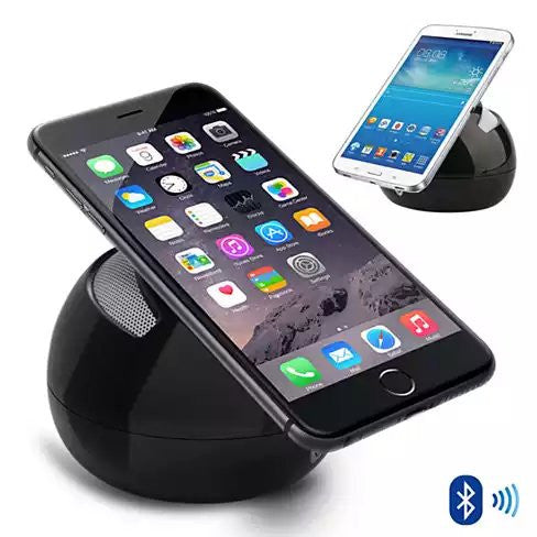 Portable Stand And Bluetooth Speaker For Your Smartphone - VistaShops - 1