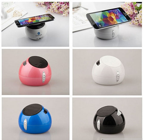 Portable Stand And Bluetooth Speaker For Your Smartphone - VistaShops - 2
