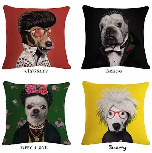 Puppy Love Cushion Covers - VistaShops - 2
