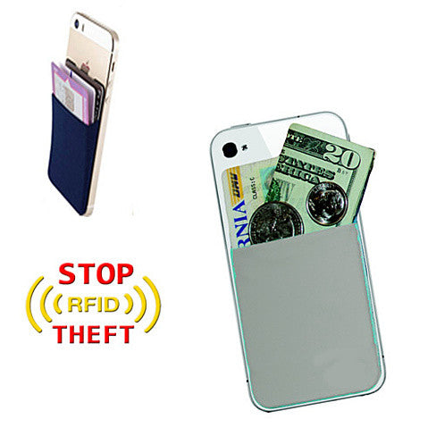 Quick Pocket For Every Smart Phone With RFID Protection - VistaShops - 1