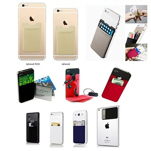 Quick Pocket For Every Smart Phone With RFID Protection - VistaShops - 3