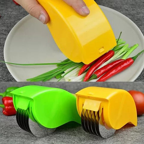 Quick Prep Chef's Cutter And Mincer - VistaShops - 2