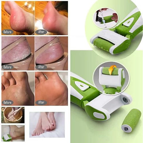 ROLL ON SOLE FOOT SPA - BRING SPRING IN YOUR STEP - VistaShops - 4