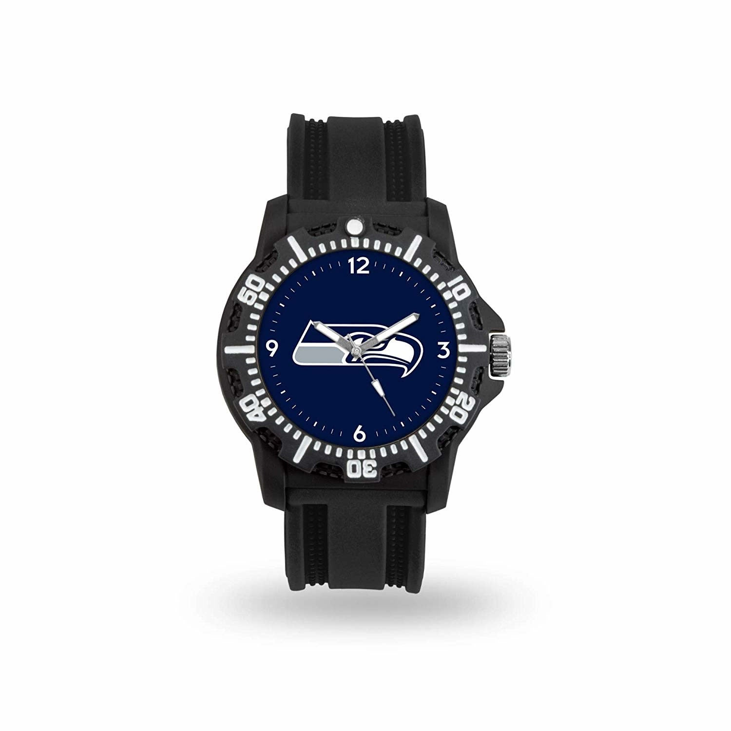 shopify-Game Time NFL Team Logo His Or Her Watches-41