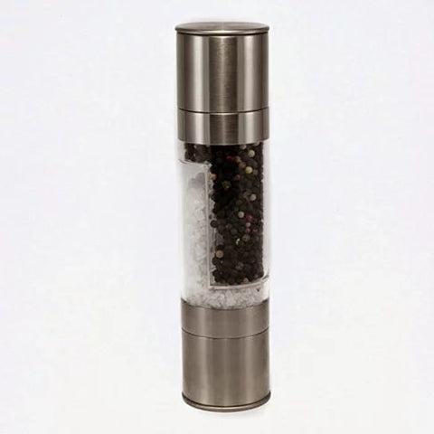 SLEEK AND PROMPT Salt and Pepper SINGLE GRINDER WITH DUAL PURPOSE - VistaShops - 2