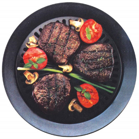 Smokeless NON-Stick Grill For  Indoor/Outdoor