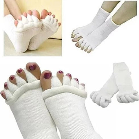 SPAmper Me Therapeutic Socks In 6 Colors