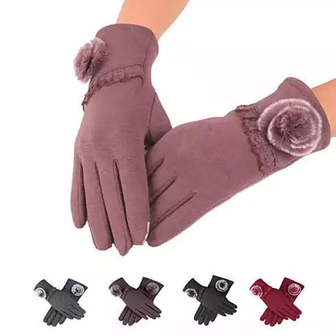 SWEET ROZINA Touch Gloves - VistaShops - 4