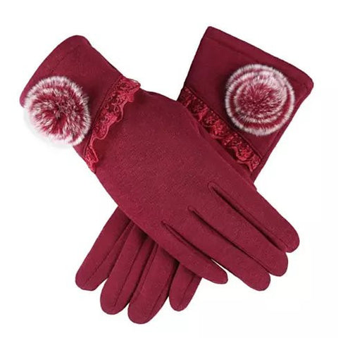 SWEET ROZINA Touch Gloves - VistaShops - 3