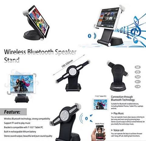 SmartHub Speaker and Stand For Your Smart Gadgets - VistaShops - 4