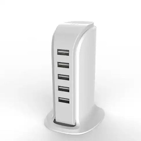 Smart Power Tower for Every Desk at Home or Office charge any Gadget - VistaShops - 2
