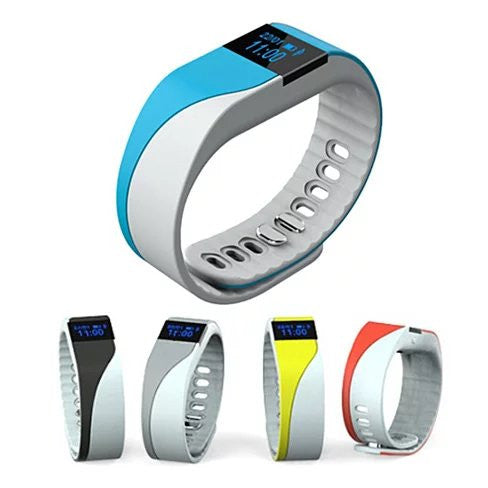Smart Fit and Sporty All-Rounder Heart Rate Activity Monitoring Fitness Watch