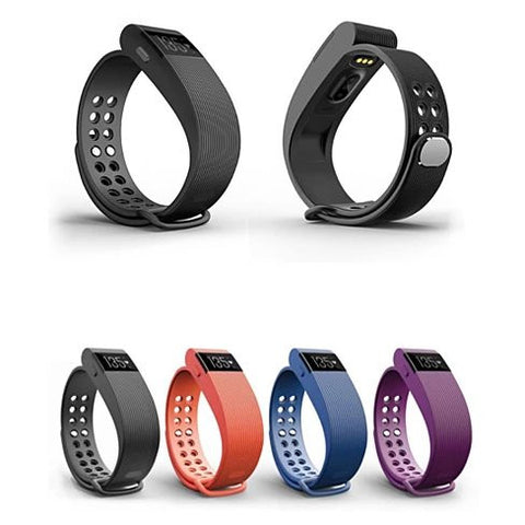 Smart Look And Fit Heart Rate Activity Monitoring Fitness Watch - VistaShops - 1