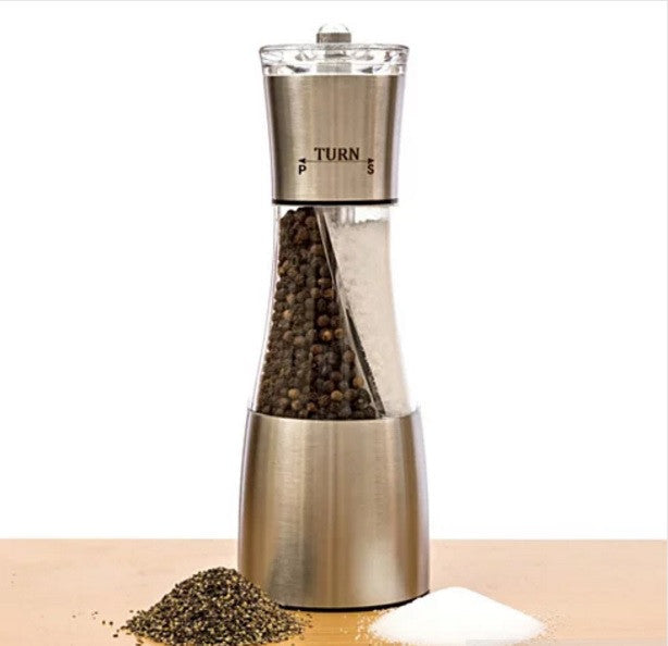 TWIN TWISTER Salt And Pepper Crusher - VistaShops - 1