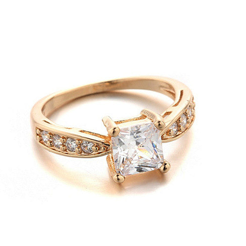 The Reflection Multi Faceted Ring - VistaShops - 2