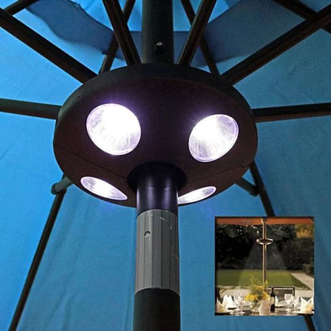 UFO Umbrella Fashion Orbital Led Light