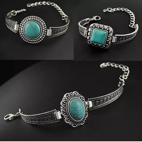 Well Travelled Tribal Bracelets - VistaShops - 1