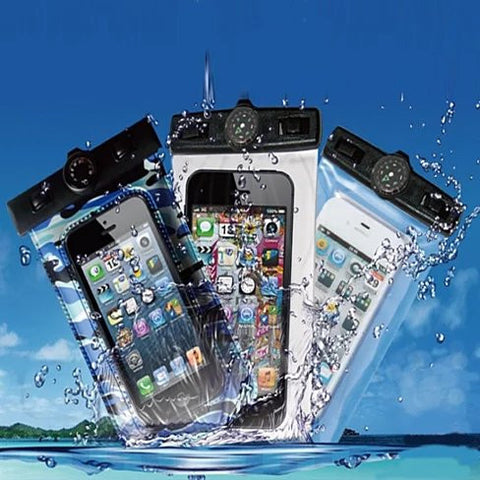 AQUA POUCH - Waterproof Pouch for your Smartphone and your Essentials - VistaShops - 1