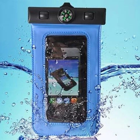 AQUA POUCH - Waterproof Pouch for your Smartphone and your Essentials - VistaShops - 5