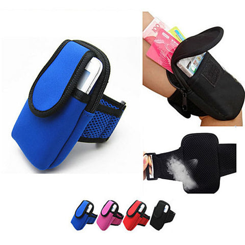 Armband Bandit Saver and Holster for Smartphones