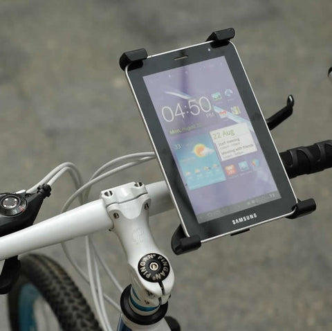 Bike Mounted iPad & Tablet Holder & Stand - VistaShops - 2