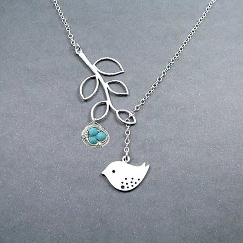 Life Is Meaningful Necklace - VistaShops - 1