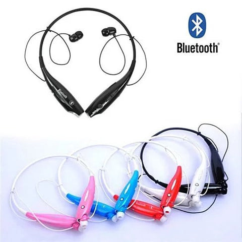 Bluetooth Magnetic headphones with phone answer function - VistaShops - 3