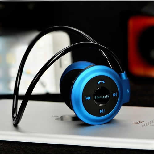 Flex Bluetooth Over the Ear Headphones - VistaShops - 1