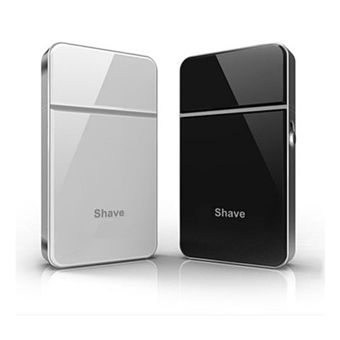 Chic Shaver - A Portable Travel USB Rechargeable Shaver