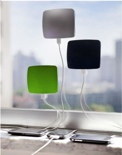 CLING BLING - Our Window Solar Charger for Smartphones and more - VistaShops
