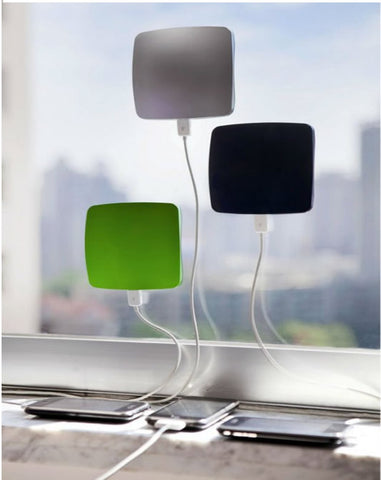 CLING BLING Our Window Solar Charger For Smartphones And More