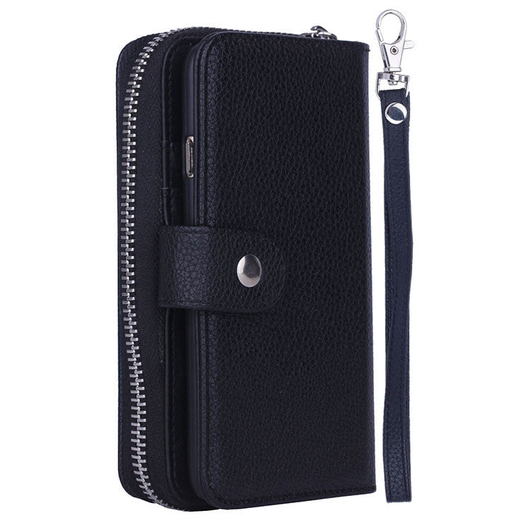 shopify-iPhone 6/6 Plus Clutch Purse with Detachable Phone Case-2