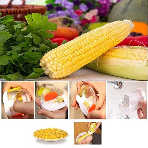 Corn Shark - Eat Up Corn Salads All Summer Long And Beyond - VistaShops - 2