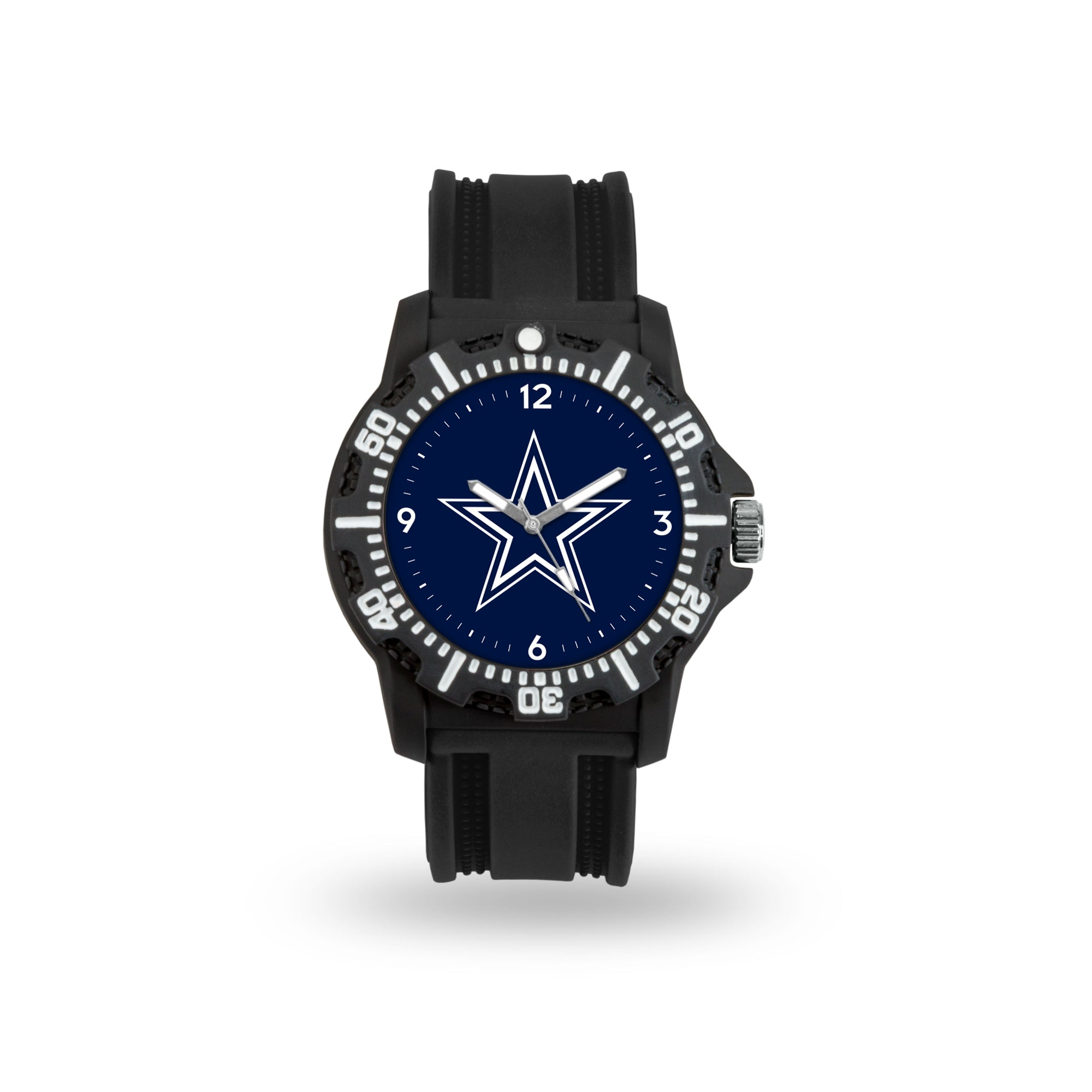 shopify-Game Time NFL Team Logo His Or Her Watches-11