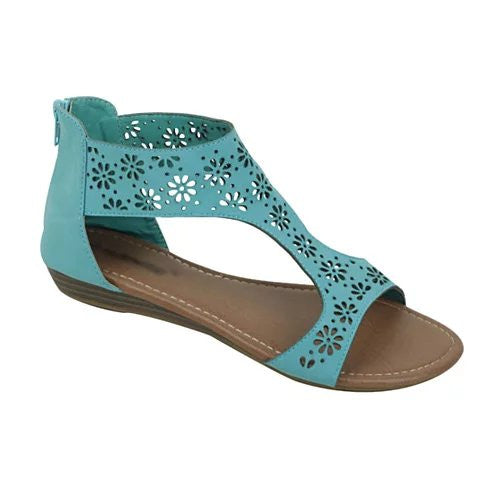 Crazy Daisies Summer Sandals - VistaShops - 3