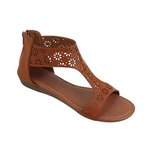 Crazy Daisies Summer Sandals - VistaShops - 5