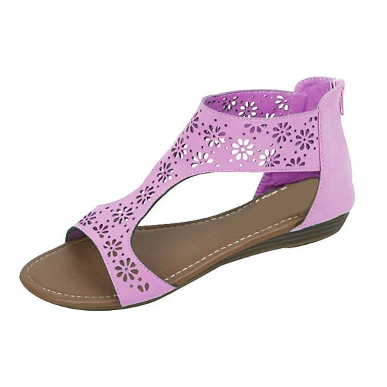 Crazy Daisies Summer Sandals