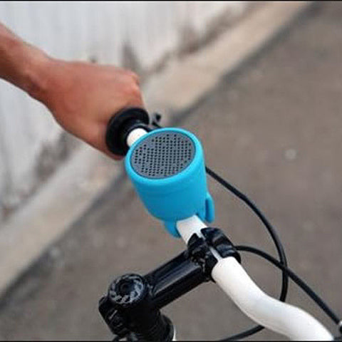 CURLY TWIRLY Bluetooth Waterproof Speaker That Curls Up And Hangs On - VistaShops - 5