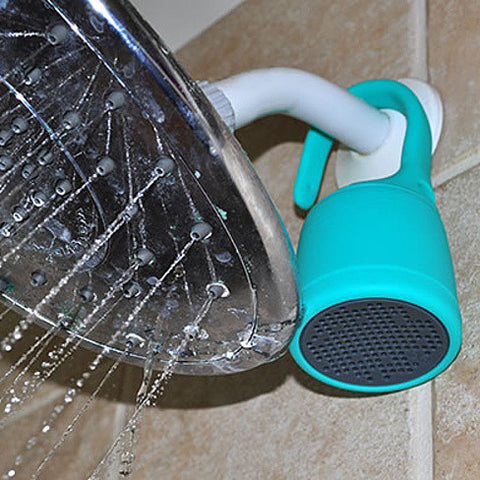 CURLY TWIRLY Bluetooth Waterproof Speaker That Curls Up And Hangs On - VistaShops - 6