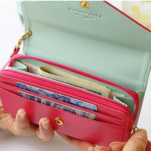 CUTIE CLUTCH Purse - For your Smartphones - VistaShops - 3