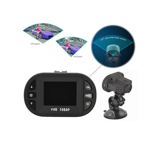 Car Dash Cam - Endless looping DVR Videos, Night Vision and G Sensor! - VistaShops - 2